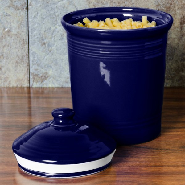 Homer Laughlin 572105 Fiesta Cobalt Blue Medium 2 Qt