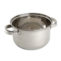 American Metalcraft SSMS9 2 Qt. Stainless Steel Mussel ...