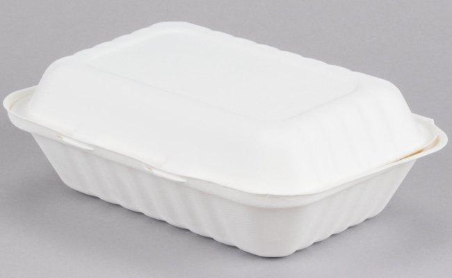 Ecochoice 9 X 6 X 3 Biodegradable Compostable