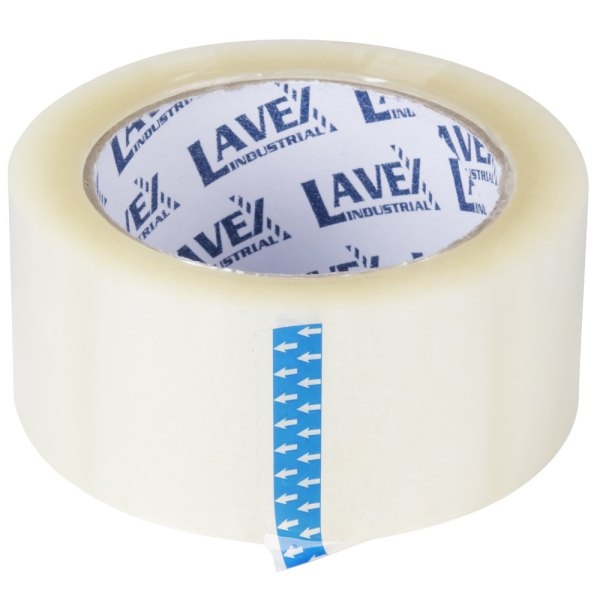 Lavex Packaging Carton Sealing Clear Tape 2quot x 110 Yards