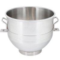 Avantco MX30BOWL 30 Qt. 304 Stainless Steel Mixing Bowl