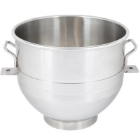 Avantco MX30BOWL 30 Qt. 304 Stainless Steel Mixing Bowl