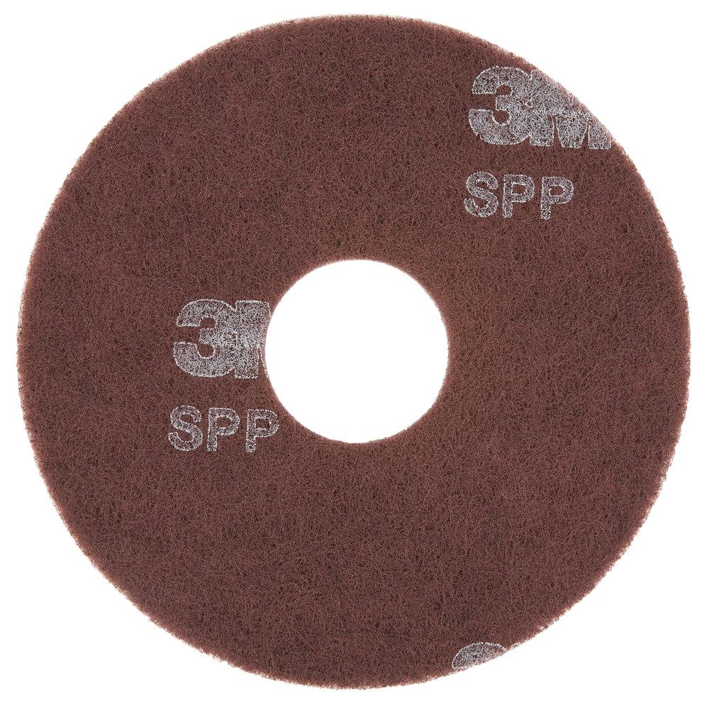 3M SPP12 Scotch Brite 12 Surface Preparation Floor Pad