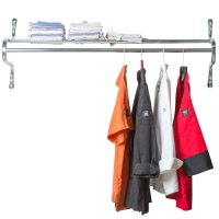 "48"" Wall Mounted Coat / Hat Rack"