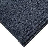 Cactus Mat 1508M-L46 Enviro-Tuff 4' x 6' Onyx Black Carpet ...