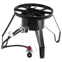 Backyard Pro Single Burner Outdoor Patio Stove / Range ...
