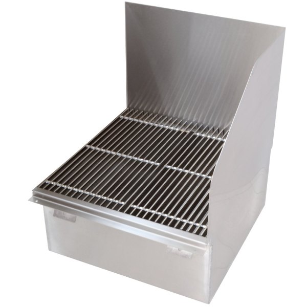 Advance Tabco 9-op-24fm-ssr Stainless Steel Floor Mounted