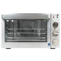 Waring WCO500X Half Size Countertop Convection Oven - 120V ...