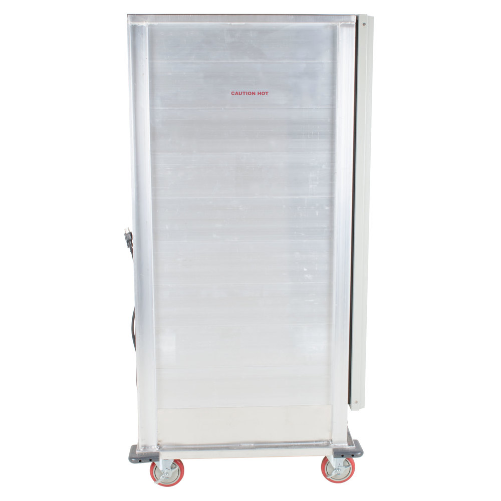 WinHolt NHPL1836 Heater  Proofer Mobile Cabinet Clear
