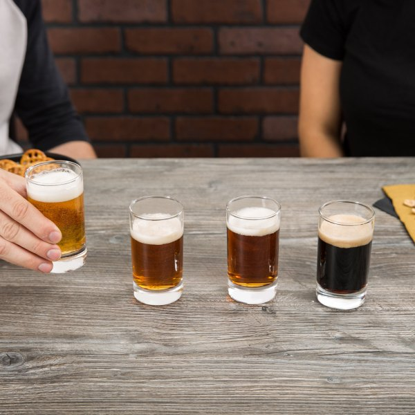 Core 5 Oz. Juice Beer Sampler Glass - 4 Pack