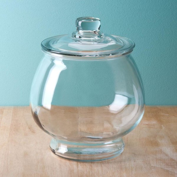 Anchor Hocking 88749r2 1 2 Gallon Glass Jar With Lid