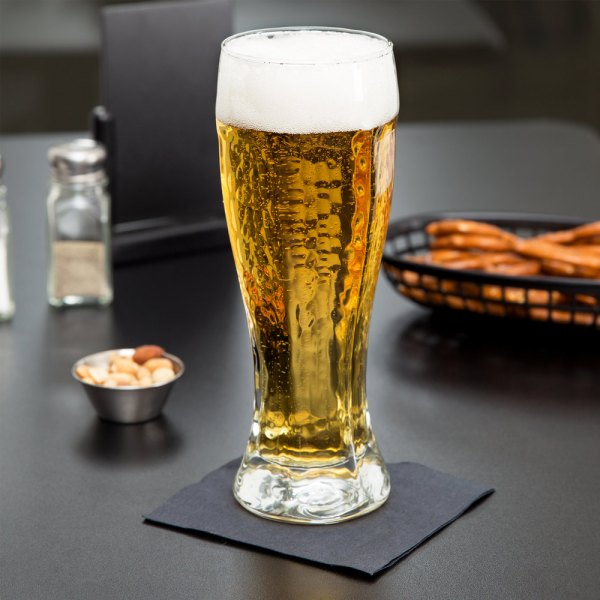 Libbey 2478 Chivalry 22.75 Oz. Giant Beer Glass - 12 Case