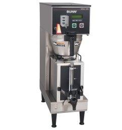 bunn 36100 0010 brewwise gpr dbc 12 5 gallon single coffee brewer 120v 1800w [ 1000 x 1000 Pixel ]