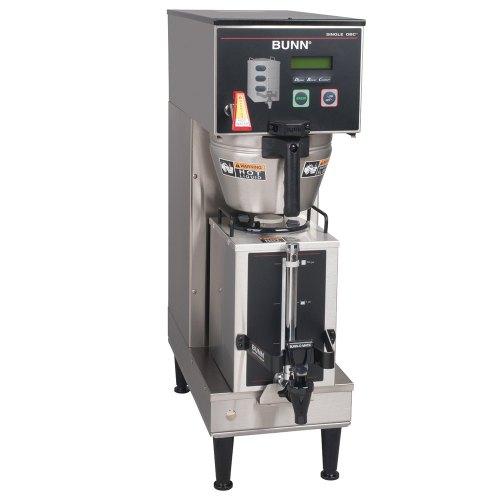 small resolution of bunn 36100 0010 brewwise gpr dbc 12 5 gallon single coffee brewer 120v 1800w