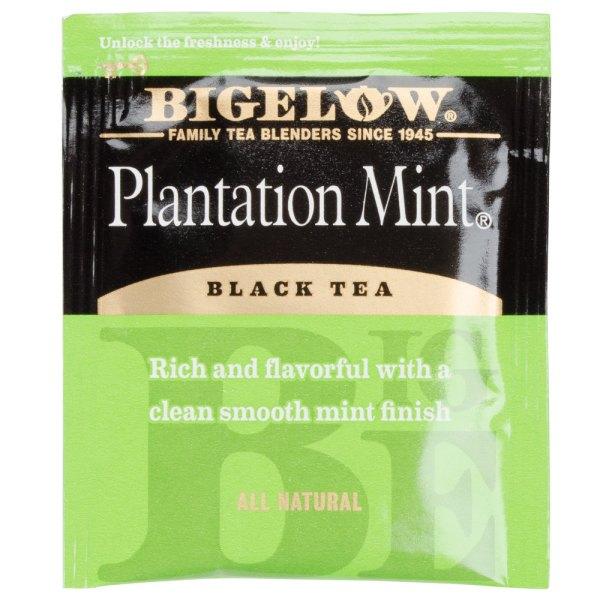 Bigelow Plantation Mint Tea 28 Box