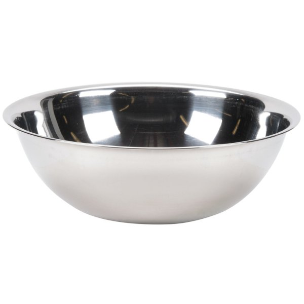 Vollrath 47943 13 Qt. Stainless Steel Mixing Bowl