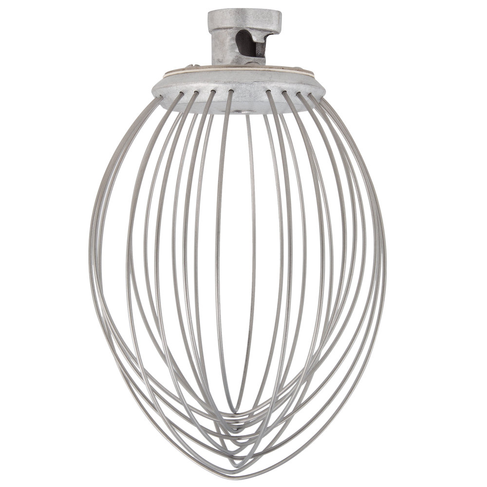 Hobart DWHIP-SST112 Classic Stainless Steel Wire Whip for