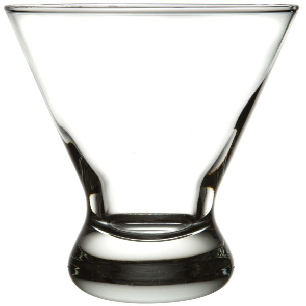 Libbey 402 Cosmopolitan 14 Oz. Double Fashioned Glass