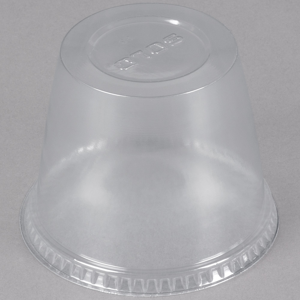 Lids Dome Cups Solo