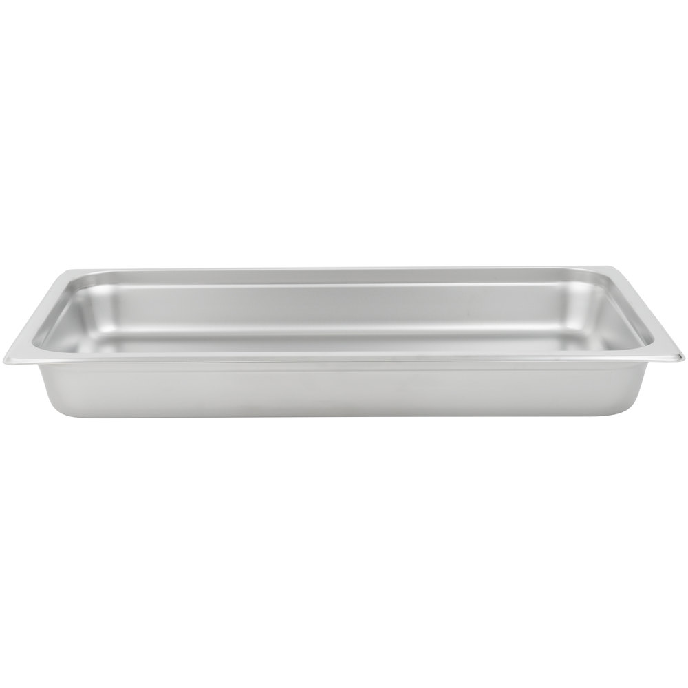 Choice Full Size Standard Weight AntiJam Stainless Steel
