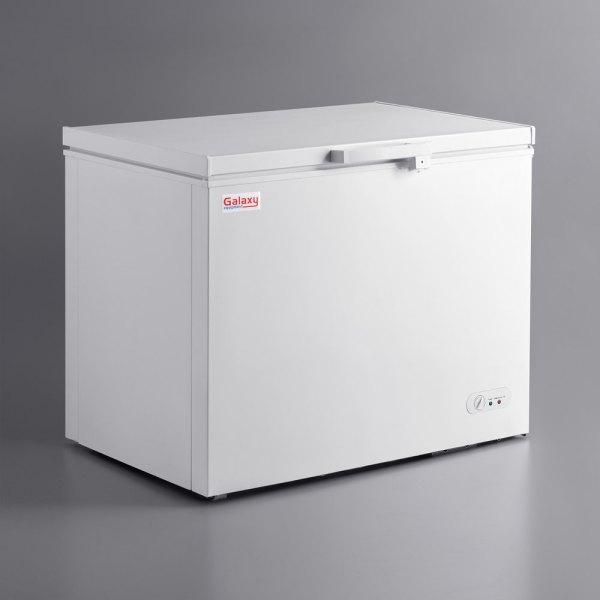 Galaxy Cf10hc Commercial Chest Freezer - 9.6 Cu. Ft