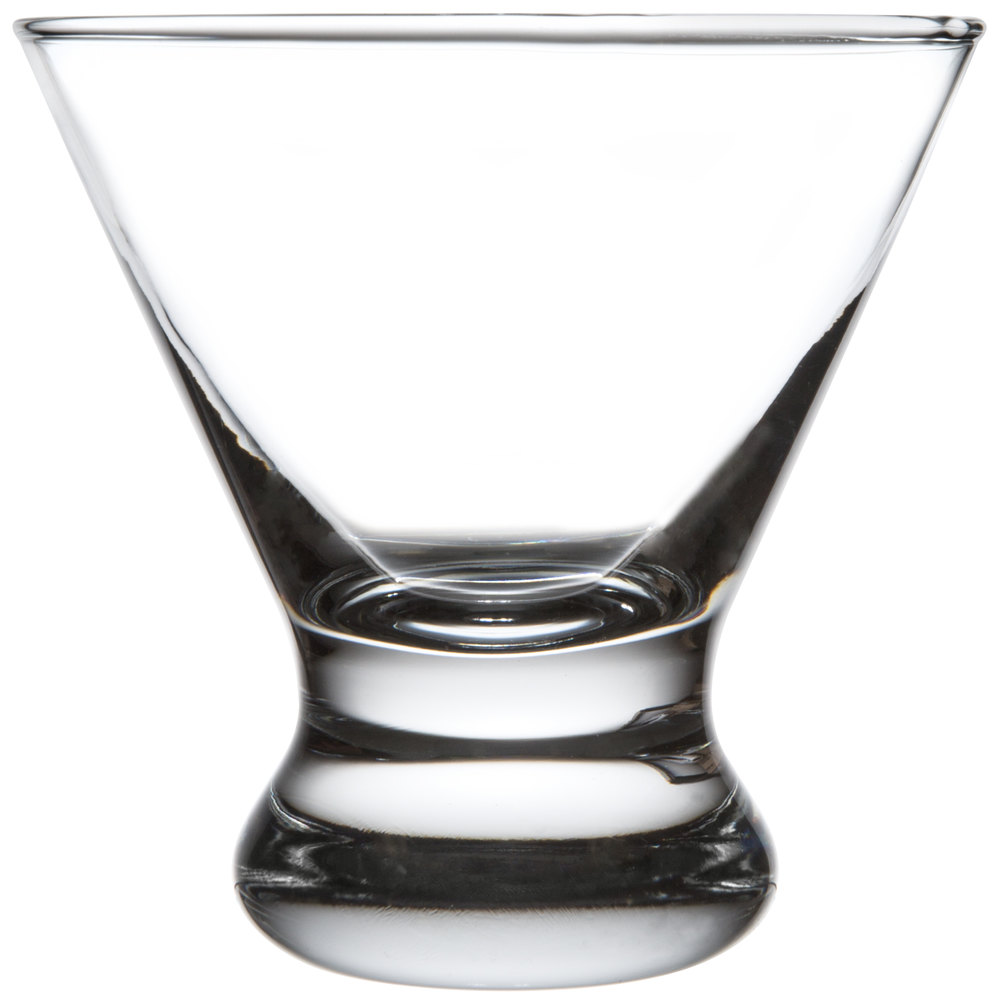 Libbey 400 Cosmopolitan Glasses 825 Oz Cosmopolitan