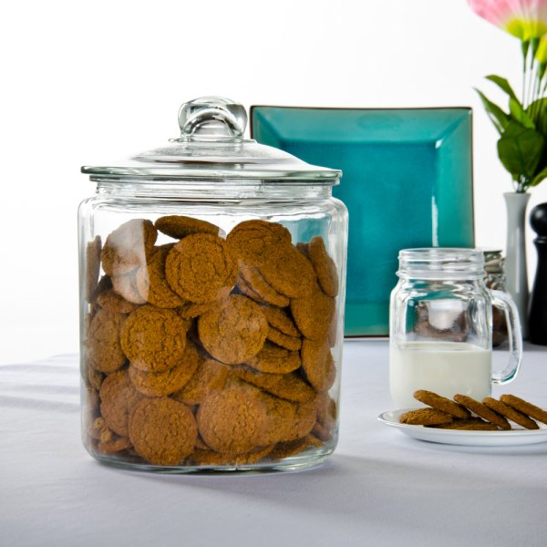 Core Gallon Glass Jar With Cover