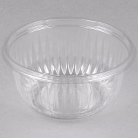 Dart PET16B PresentaBowls 16 oz. Clear Plastic Bowl