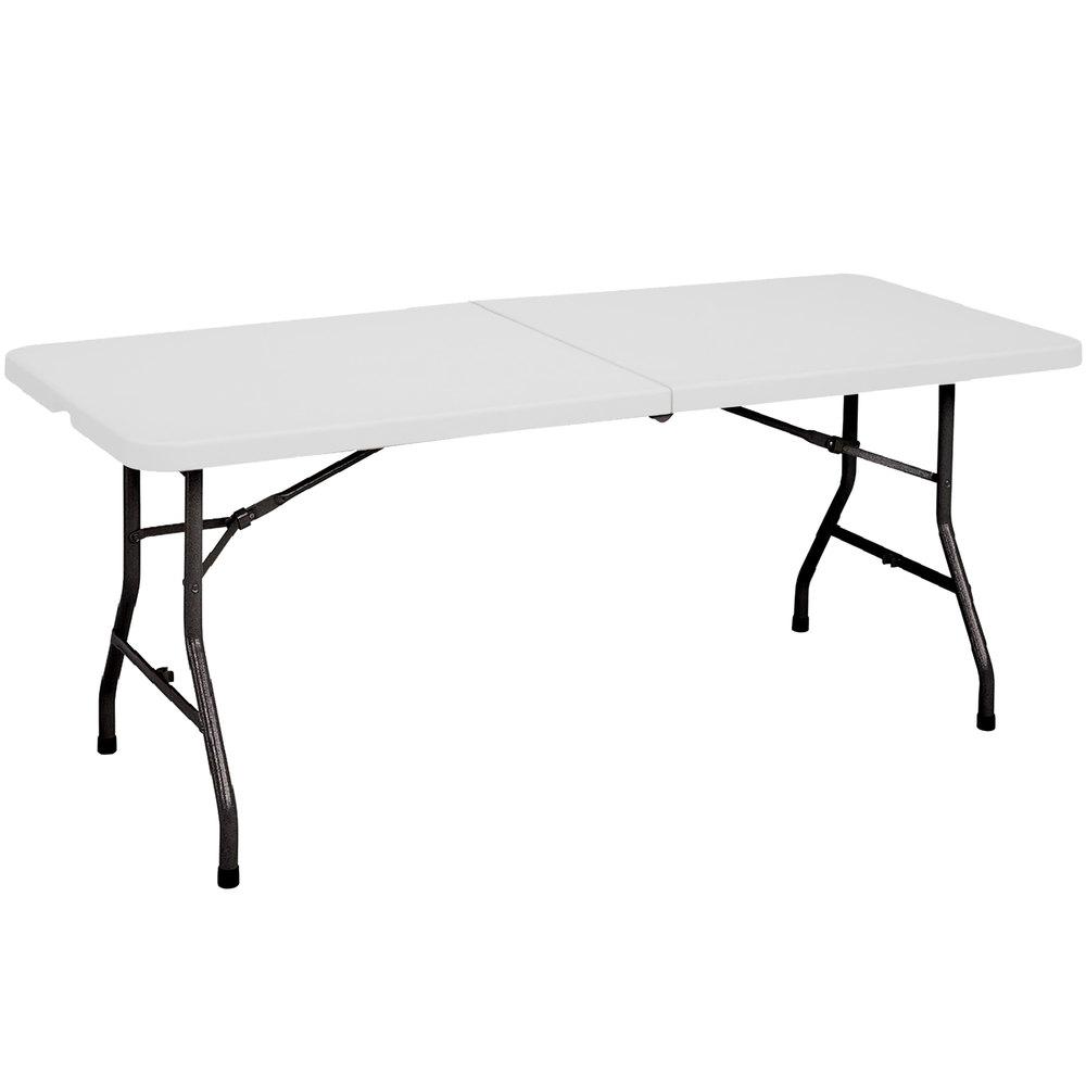 Correll Fold in Half Table, 30