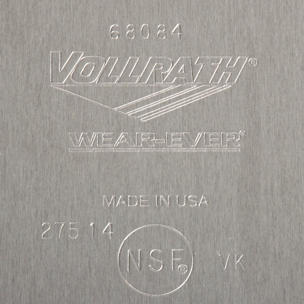 Vollrath 68084 Wear-Ever 17