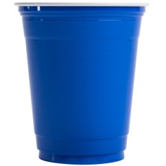 Kitchen Ranges Gas Undermount Sink Installation Dart Solo P12sb Blue 12 Oz. Plastic Cup - 50/pack