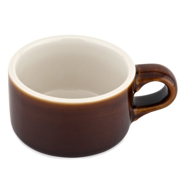 White Soup Mugs with Handles