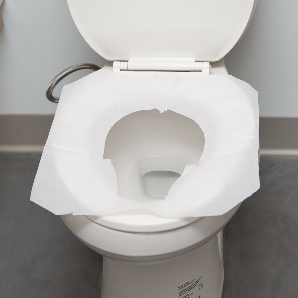 Image result for paper toilet seat covers