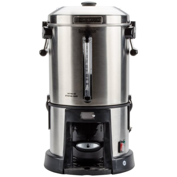 Hamilton Beach Hcu065s Brewstation 65 Cup 2.5 Gallon Coffee Urn - 120v
