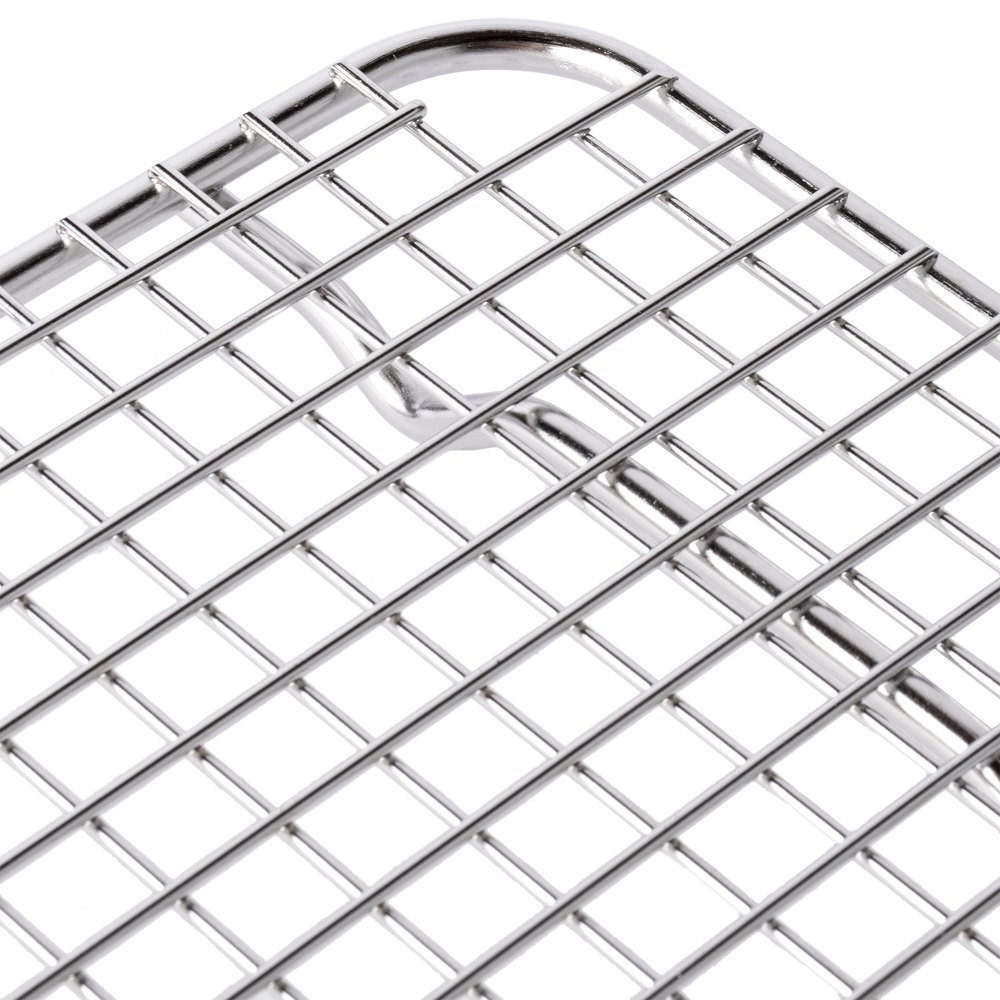 Vollrath 74200 Half Size Stainless Steel Wire Cooling Rack