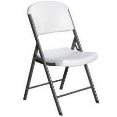 Folding Chair Parts Manufacturer Mid Century Modern Home Interior Design Trends Lifetime 2802 White Contoured Manufacturers