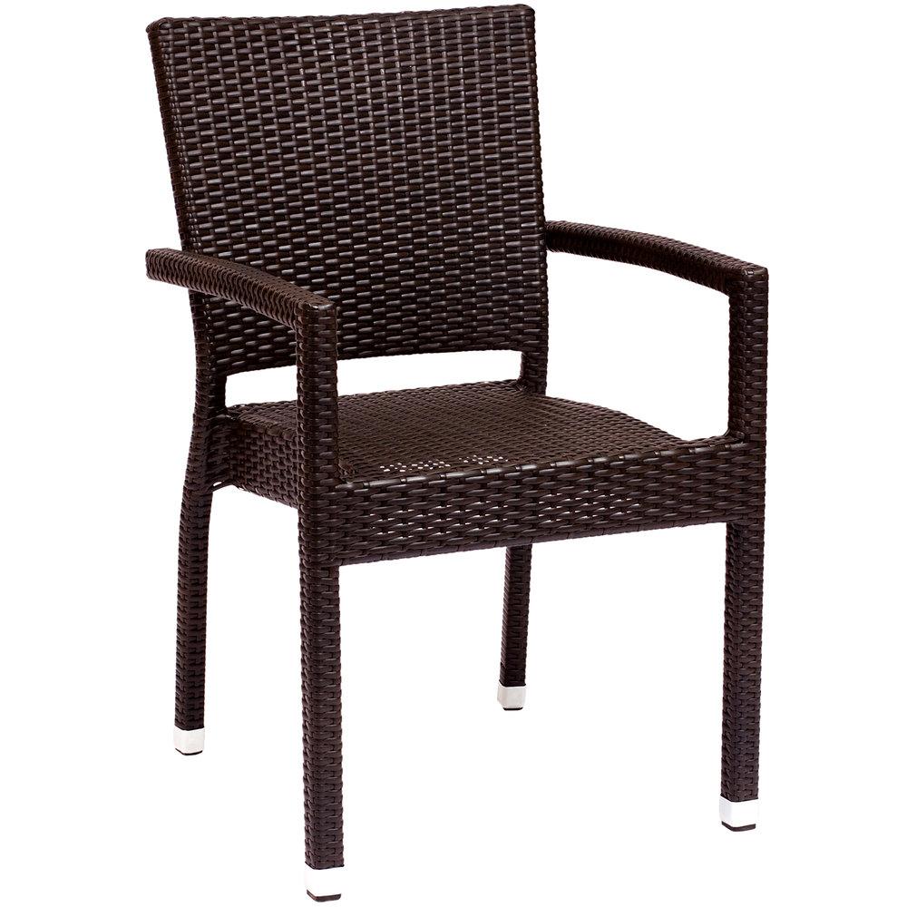BFM Seating PH501CJV Monterey Outdoor  Indoor Stackable