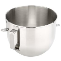 KitchenAid K5ASBP Stainless Steel 5 Qt. Mixing Bowl with ...