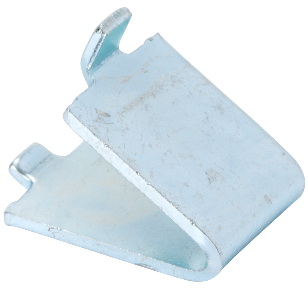 Steel Pilaster Shelving Clip with Zinc Plating