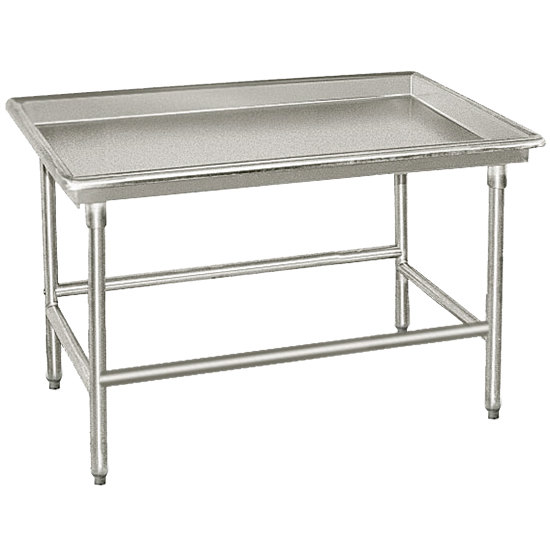 Advance Tabco SR48 30 x 48 Stainless Steel Sorting Table
