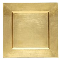 "The Jay Companies 13"" x 13"" Square Gold Polypropylene ..."