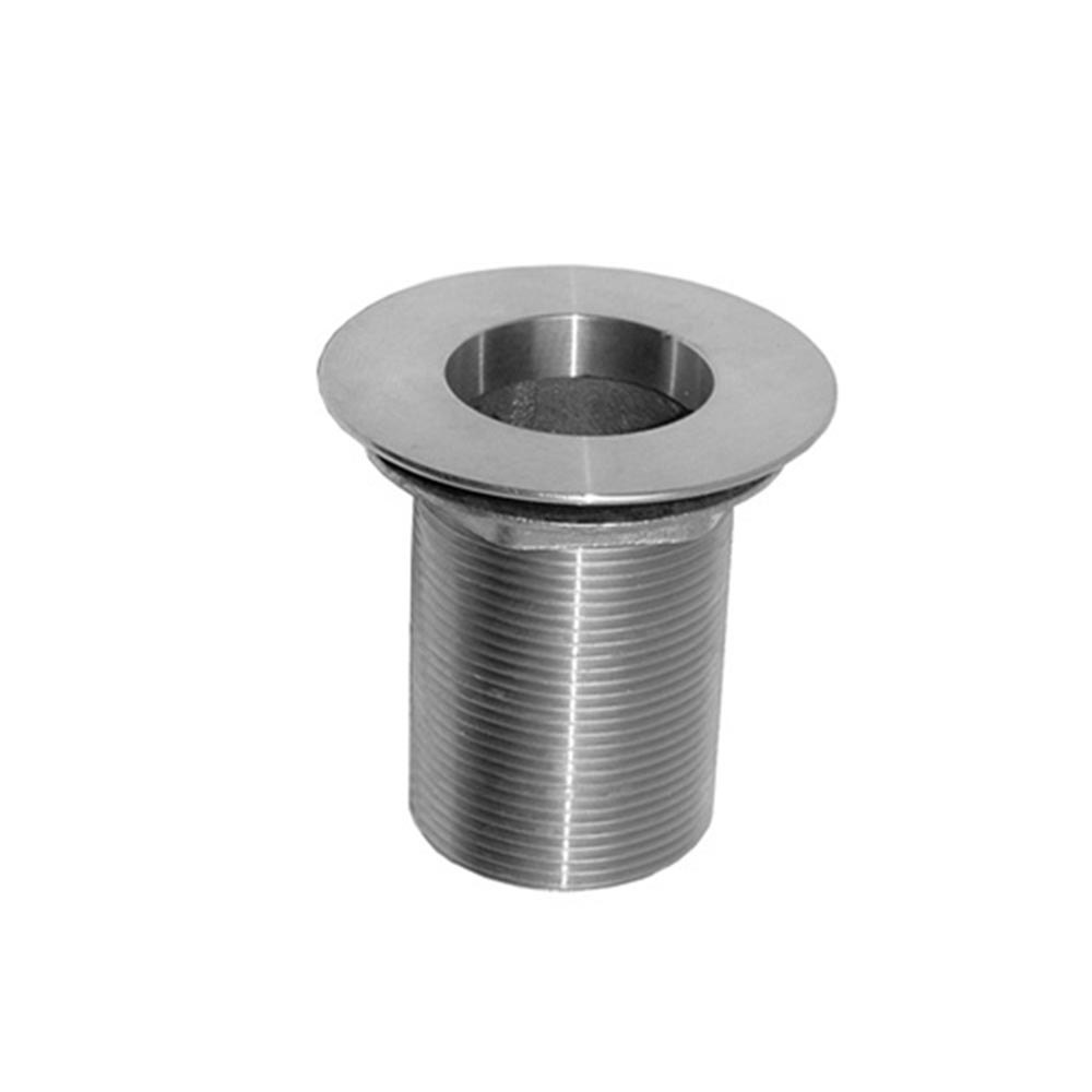 All Points 561219 Nickel Plated Brass Sink Drain  1 12