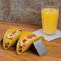 American Metalcraft HTSH3 Stainless Steel Half Size Taco ...