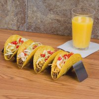 American Metalcraft HTSH5 Stainless Steel Half Size Taco ...