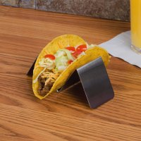 American Metalcraft HTSH1 Stainless Steel Half Size Taco ...