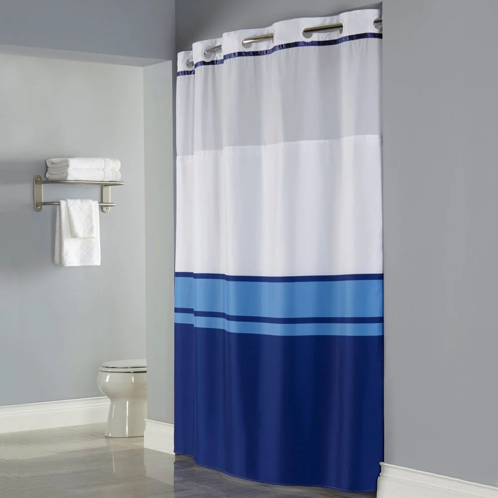 Shower Curtains Matching Window Curtain