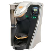 Grindmaster RealCup RC400 Black and Stainless Steel ...