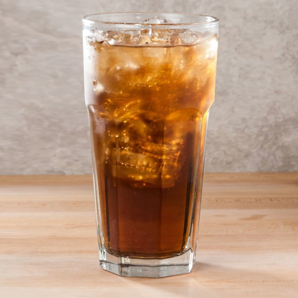Anchor Hocking 77722 Orleans 22 Oz. Iced Tea Glass