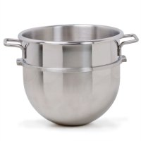 Stainless Steel Mixing Bowl for Hobart D300 30 Qt. Mixer