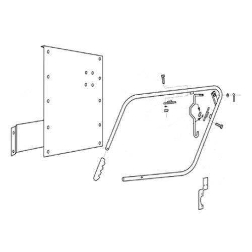 CMA Dishmachines 617.17 Straight to Corner Unit Dishwasher